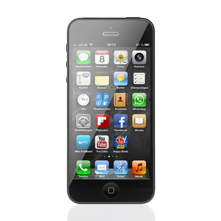 iphone 5 free mobile delai