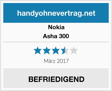 Nokia Asha 300 Test