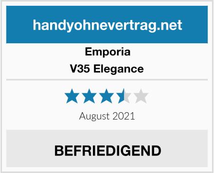 Emporia V35 Elegance Test