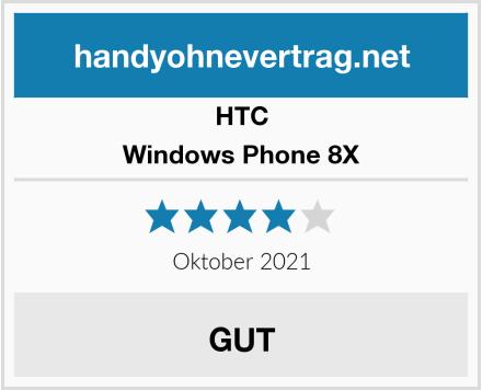 HTC Windows Phone 8X Test