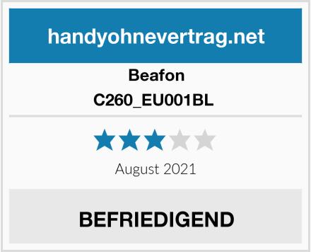 Beafon C260_EU001BL  Test