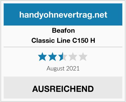 Beafon Classic Line C150 H Test