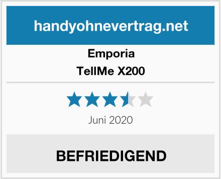 Emporia TellMe X200 Test