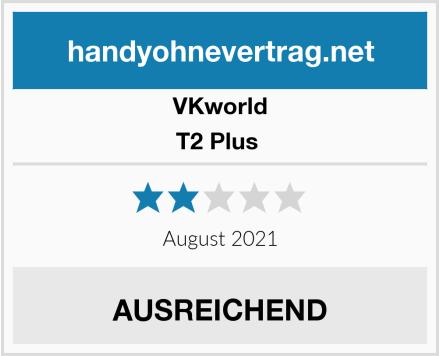 VKworld T2 Plus  Test