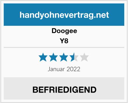 Doogee Y8 Test