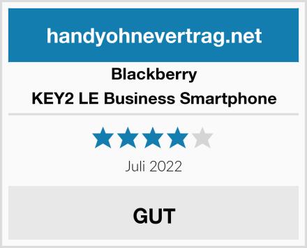 Blackberry KEY2 LE Business Smartphone Test