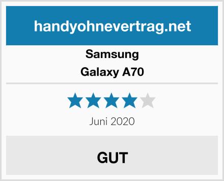 Samsung Galaxy A70 Test