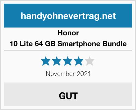 Honor 10 Lite 64 GB Smartphone Bundle Test