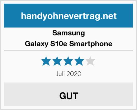 Samsung Galaxy S10e Smartphone Test