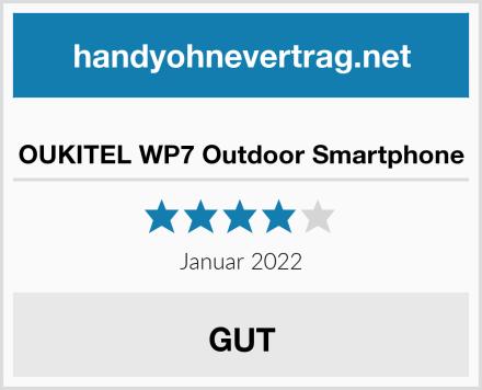 OUKITEL WP7 Outdoor Smartphone Test