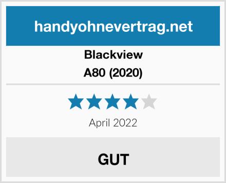 Blackview A80 (2020) Test
