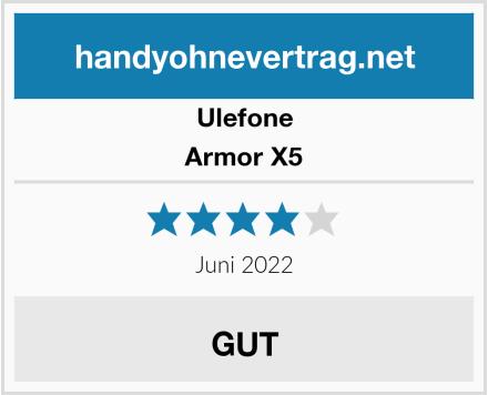 Ulefone Armor X5 Test