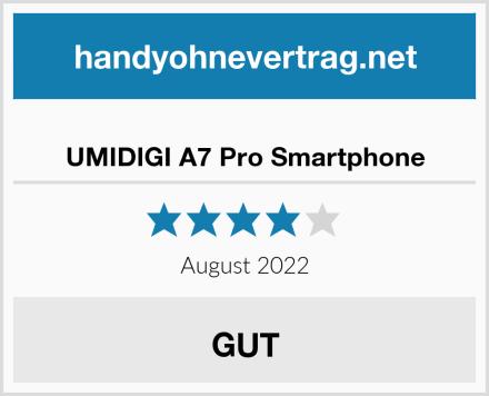 UMIDIGI A7 Pro Smartphone Test