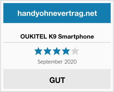 OUKITEL K9 Smartphone Test