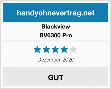 Blackview BV6300 Pro Test