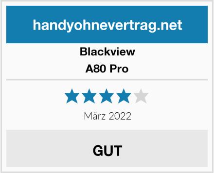 Blackview A80 Pro Test