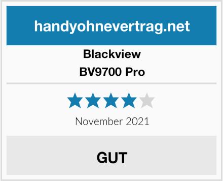Blackview BV9700 Pro Test