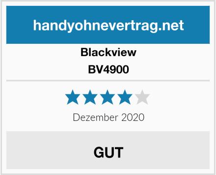Blackview BV4900 Test