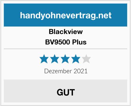 Blackview BV9500 Plus Test