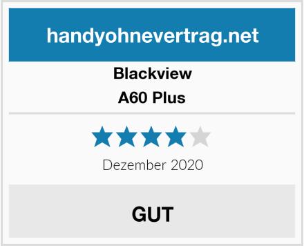 Blackview A60 Plus Test