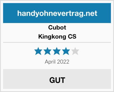 Cubot Kingkong CS Test