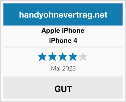 Apple iPhone iPhone 4 Test