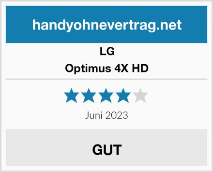 LG Optimus 4X HD Test