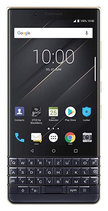 Blackberry KEY2 LE Business Smartphone