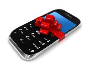 Handy ohne Vertrag als Geschenk