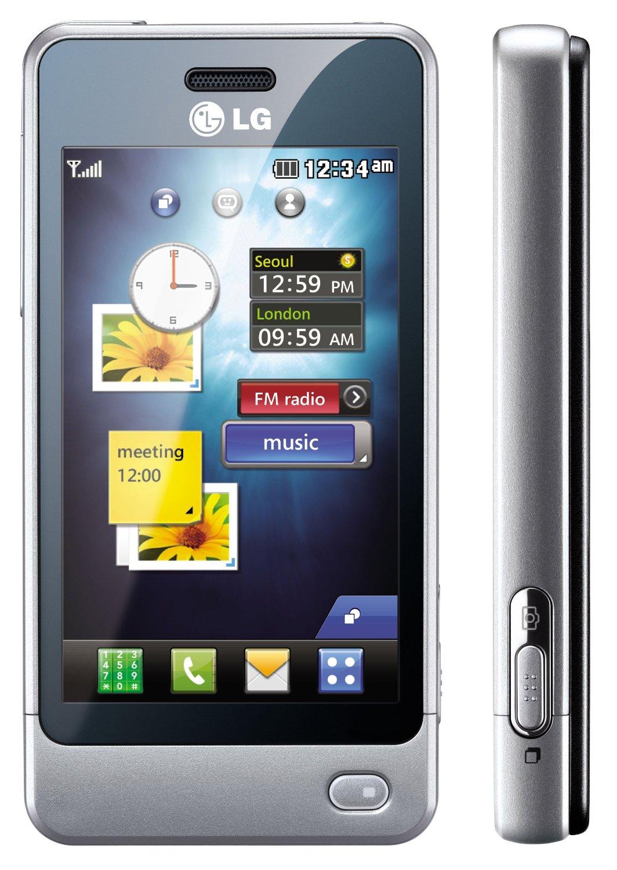 LG GD510 POP SolarAkku Edition