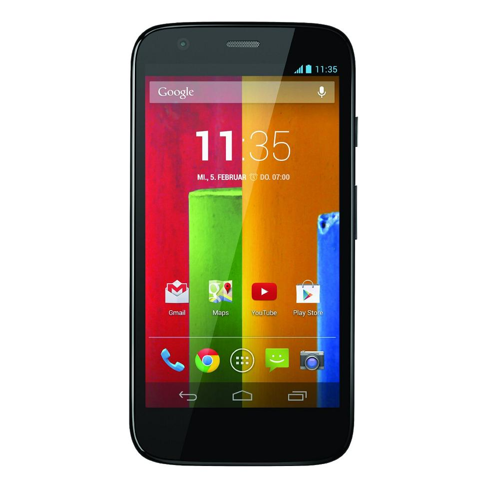 Motorola Moto G Daten