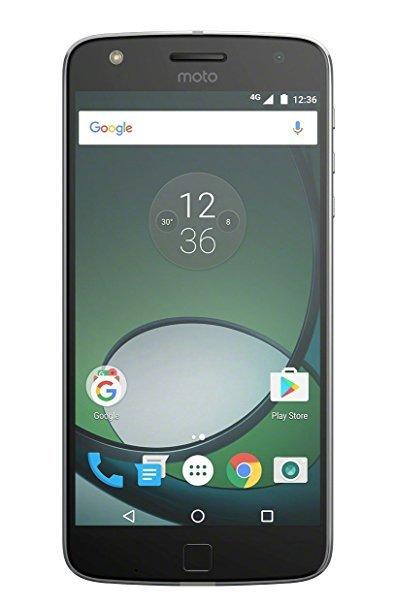Motorola Moto Z Play Handy Ohne Vertrag Test 2018 2019