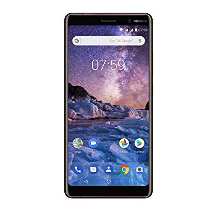 Nokia 7 Plus Handy