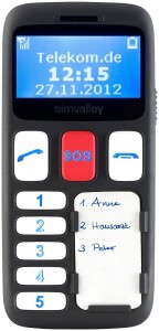 Simvalley Handys ohne Vertrag