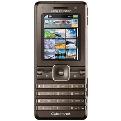 Sony K770i Brown