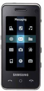 Touchscreen-Handys ohne Vertrag